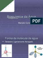 Bioquimica - Agua