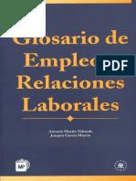 Glosario de Terminos Laborales