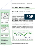 Us Index Option Strategies - BNP Paribas