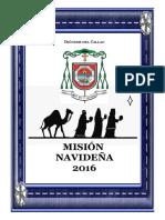 Mision Navideña Reyes Magos