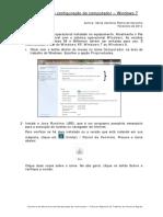 Configuração PJE Windows 7
