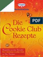 Droetker Rezeptheft Cookie Club
