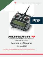 ManualRadioHitecAurora9 Portugues