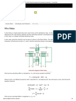 What is Mho Relay_ Description & Its Operating Characteristic - Circuit Globe