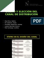 diseño y elección de canal de distribución