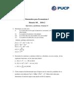 Ejerc y Probls PD5 de MAT136-H101