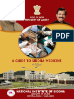 A Guide to Siddha Medicine