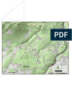Maston Ridge Mountain Bike Trail Map
