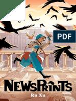 'NewsPrints' by Ru Xu