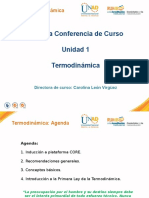 Presentacion Termo 2016 II