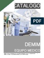 Equipo Medico Mindray Catalogo