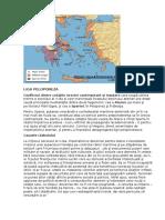 Conflictul Dintre Cetăţile Greciei Continentale Şi Insulare