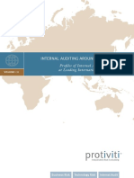 Internal Auditing Around the World - Volume III