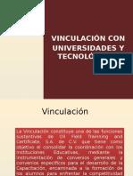Vinculacion Oil Fiel Universidad