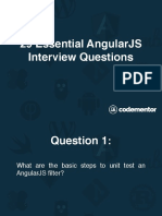 29 Angularjs Interview Questions 160206124857