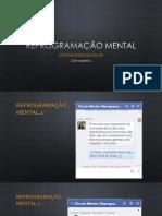 Depoimentos Reprogramação Mental