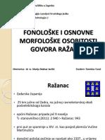 Fuzul, Tomislav - Govor Ražanca
