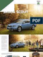 Catálogo Skoda Scout