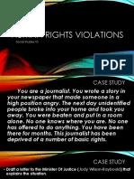journalist case study