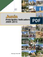 Jnn Principales Indicadores 2009 - 2016_final