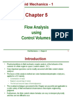 Ch5 Flow Analysis CV