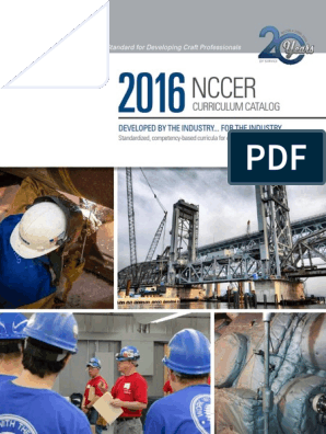 2016 Catalog | Professional Certification | Pipe (Fluid