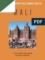 Peace Corps Mali Welcome Book  |  January 2008