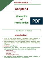 Ch4 Kinematics Fluids Motion