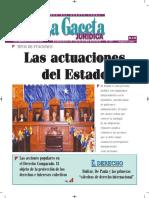 Tipología de Las Actuaciones Estatales - José María Pacori Cari - La Razón Bolivia