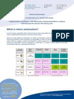 Automated Metros Atlas General Public 2012