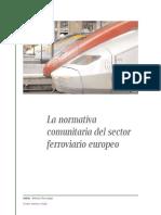 Normativa Ferooviaria Europea 824153c