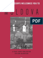 Peace Corps Moldova Welcome Book  |  January 2007