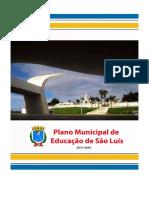 - Plano Municipal de Educação de São Luís 2015 - 2024
