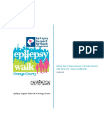epilepsy support proposal