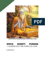 Shiva Shakti Purana Volume Three