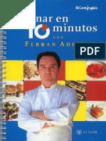 Cocinar en 10 Minutos