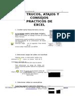 25 Trucos de Excel