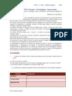 Trabajo Práctico 1 - Nticx- Glosario