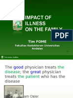 Fome - Impact of the Illness in a Family