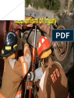 Lecture Mechanism of Injury 20091