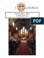 Christ Church Eureka November Chronicle 2016