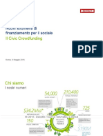 Salone CSR Deloitte Social Innovation e Civic Crowdfunding
