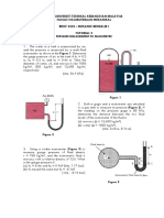 Tutorial 3 - BMCF 2223 (Manometer)