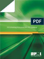 Scheduling Professional Handbook