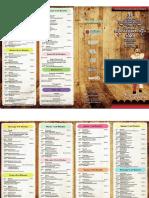 Programación Festival Del Titere
