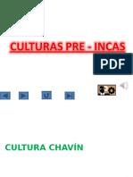 CULTURAS PRE - INCAS.ppt