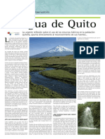 El Agua de Quito (Qulturas 10)