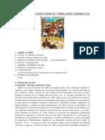 Analisis y Resumen Obra El Caballero Carmelo de Abraham Valdelomar