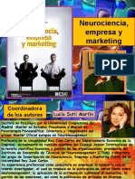 Libro de Neurociencia Empresa y Marketind de Lucia SUTIL
