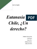 Eutanasia en Chile